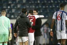 West Brom Vs Arsenal 0-4, Kemenangan Bersejarah Pasukan Mikel Arteta