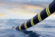 Kabel Serat Optik di Samudera Pasifik,