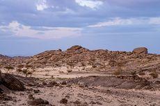Wisata ke Moon Valley di Jeddah, Bisa Apa Saja?