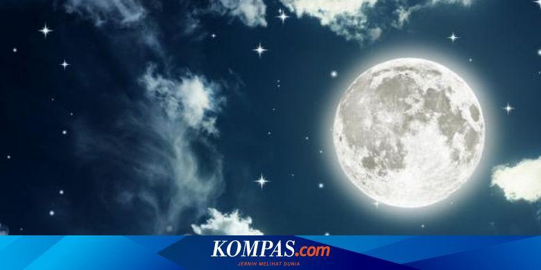 Ilmuwan Sebut Bulan Memiliki Tingkat Radiasi yang