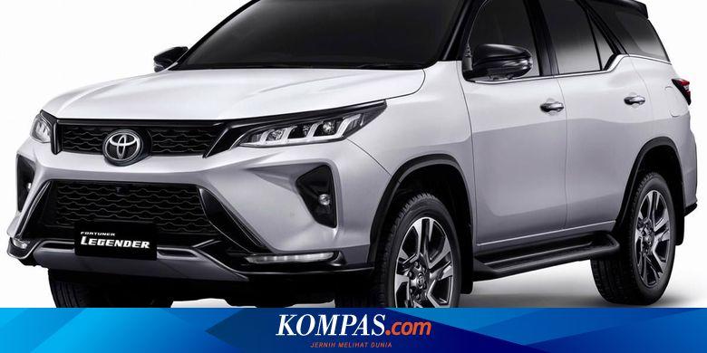 Thailand Punya Fortuner Legender, Kenapa di Indonesia Tidak Ada? - Otomotif Kompas.com
