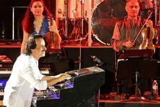 Prambanan Jazz 2019: Yanni yang Memukau hingga Calum Scott Bawa Bendera Merah-Putih