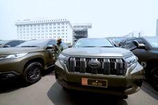 Serahkan 547 Kendaraan Dinas Baru, KSAD: Ini Pengadaan Terbesar
