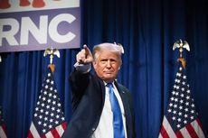Trump Dinominasikan Mendapat Nobel Perdamaian pada 2021