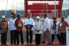 Jokowi Resmikan Jembatan Youtefa, Simbol Pemersatu Bangsa