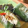 Resep Nasi Liwet Bakar, Panggang Pakai Teflon