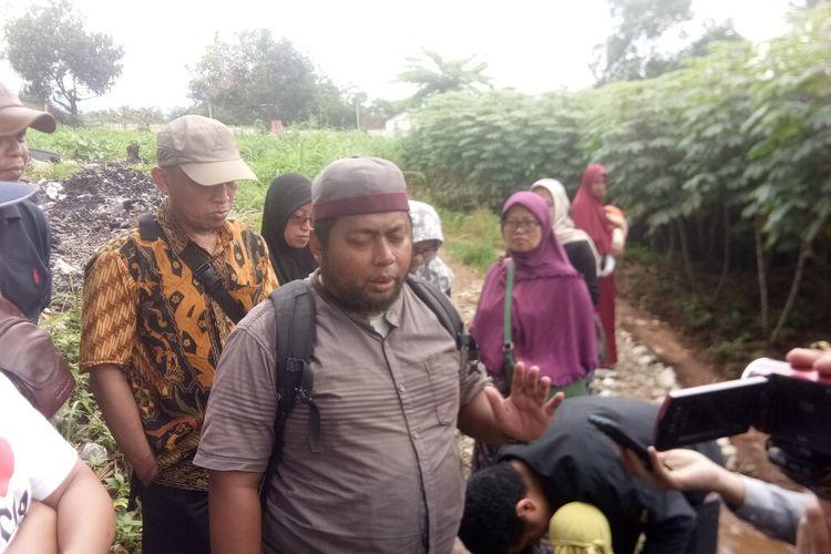 Ratusan Korban Penipuan Perumahan Syariah Di Bogor Tuntut