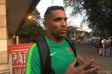 Doa dan Tekad Beto Mengantar Sriwijaya FC Kembali ke Liga 1