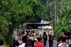 Banjir Bandang Terjang Minahasa Tenggara, 3 Bangunan Hanyut dan 1 Orang Hilang