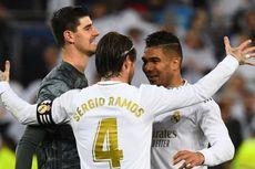 Tanpa Sergio Ramos Kontra Man City, Real Madrid Bisa Merana di Liga Champions