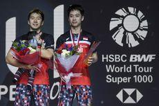 China Open 2019, Cara Marcus/Kevin Raih Gelar Juara