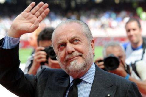 Presiden Napoli: Saya Pendukung Chelsea