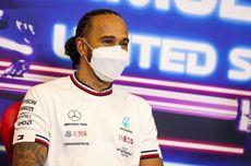 Hasil Kualifikasi F1 GP Amerika Serikat: Hamilton Kecewa Pole Position Diambil Verstappen pada Lap Terakhir