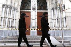 Pengamanan Natal, Brimob Sisir Sejumlah Gereja di Jakarta