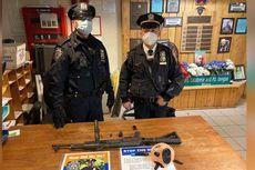 Remaja 18 Tahun Ditangkap dengan AK-47 di Stasiun Kereta Bawah Times Square
