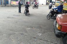 Pemkot Bekasi Sebut Genangan Sebabkan Jalan Simpang Kodau Kerap Rusak