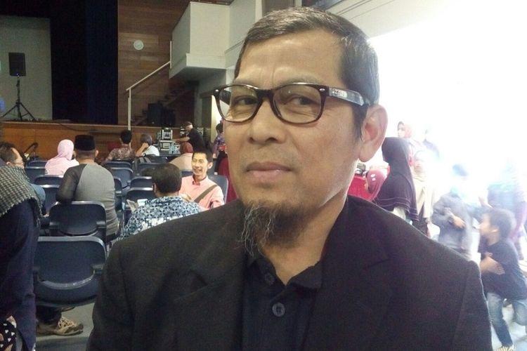 Presiden Islamic Indonesia Community of Queensland Australia Hamid Mawardi