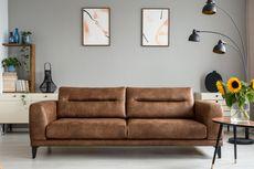 Cara Mudah Bersihkan Sofa Kulit di Rumah