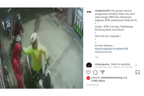 [POPULER NUSANTARA] Viral Video Karyawati Ditampar Konsumen | Karena Asmara, Pelajar Dikeroyok 3 TNI