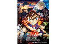 Dijadwalkan Tayang Perdana di Indonesia 21 April, Berikut Sekilas tentang Film Detective Conan: Scarlet Bullet