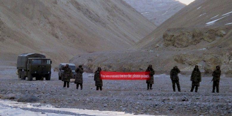 China Kirim Petarung ke Perbatasan, Sebelum Baku Hantam Lawan Militer India