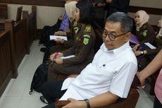 Kadis Prasarana Jalan Sumatera Barat Didakwa Menyuap Anggota Komisi III DPR