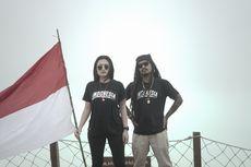 Indonesia Pasti Maju, Lagu Persembahan Nathalie Holscher dan Dellu Uyee