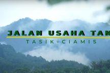 Dorong Perekonomian Petani, Kementan Gulirkan Program Pembuatan Jalan Usaha Tani