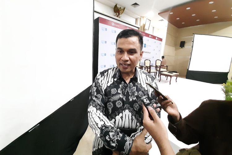 Kepala Subdirektorat Kontrapropaganda BNPT Kolonel Sujatmiko