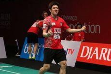Lee Yong Dae Janji Kembali