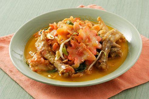 Resep Seblak Kuah Komplet, Pakai Cilok dan Ceker Ayam