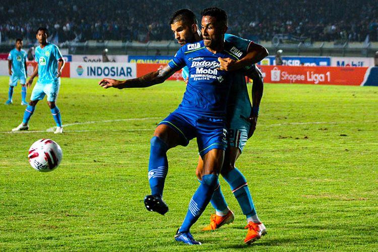 Penyerang Persib Bandung, Wander Luiz.