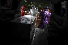 TPU Pondok Ranggon Penuh, Pemakaman Jenazah Covid-19 di TPU Tegal Alur Naik Dua Kali Lipat
