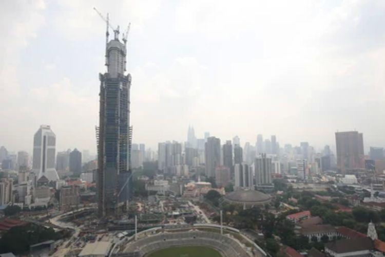 PNB 118, Kuala Lumpur, Malaysia.