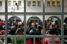 Mudik Lebaran, Penumpang Datang 5 Jam Lebih Awal di Stasiun Pasar Senen