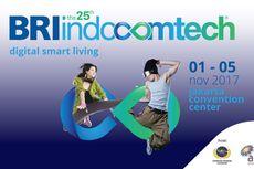 BRI Indocomtech 2017 Kembali Hadir Bulan November