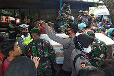 Histeris Keluarga Sambut Kedatangan Jenazah Pratu Martinus, Korban Penembakan Bripka CS