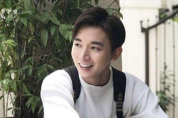 Aktor Singapura, Aloysius Pang.