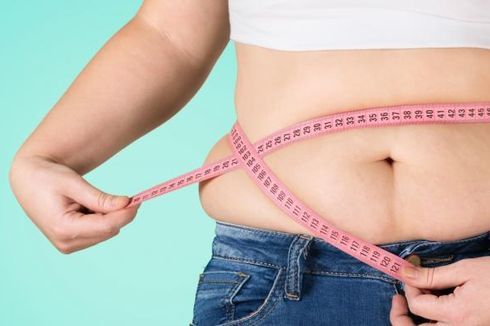 Meski Berat Badan Normal, Lemak di Perut Tetap Berbahaya