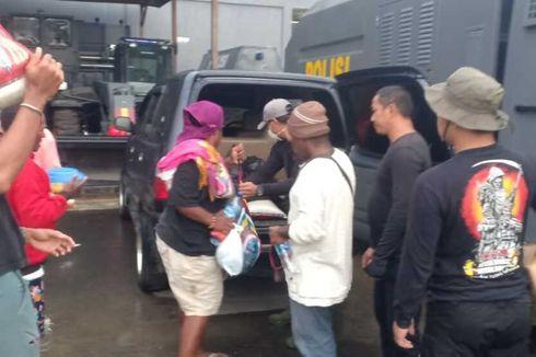 Lokasi Ditentukan, 6 Warga Diminta Antar Suplai Bahan Makanan untuk KKB ke Sebuah Jembatan