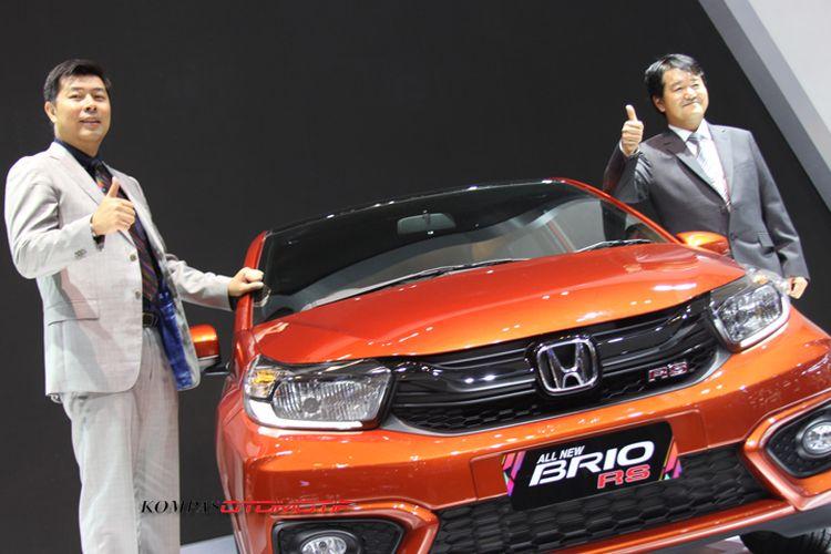 World Premier Honda Brio 2018