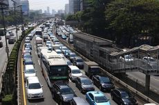 Soal Macet Jakarta, Dirut JTD: Kapasitas Jalan Harus Ditambah
