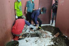 6 Fakta Temuan Mayat Dikubur di Bawah Lantai Rumah Kontrakan di Depok