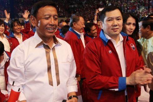 Hanura: Penolakan Wiranto-HT, Dinamika Politik