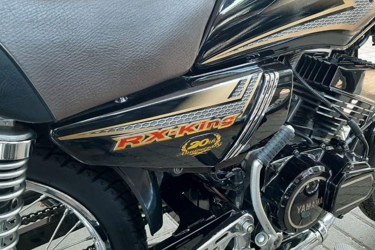 Yamaha RX-King standar berhasil direstorasi menjadi edisi spesial dan dibanderol Rp 32 juta