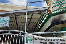Polisi Periksa Kejiwaan Pelempar Bom Molotov ke Masjid di Cengkareng