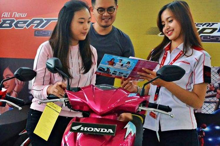Penjualan Honda Jawa Barat di 2016