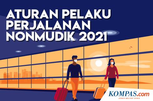 INFOGRAFIK: Aturan Pelaku Perjalanan Nonmudik 2021