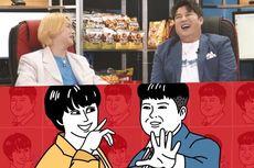 Duet Maut Heechul dan Shindong SuJu dalam Heechul's Shindong PC Room