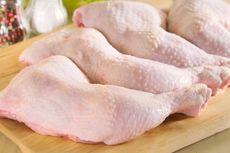 Daging Ayam Busuk Dijual di Sebuah Supermarket di Jakarta Pusat